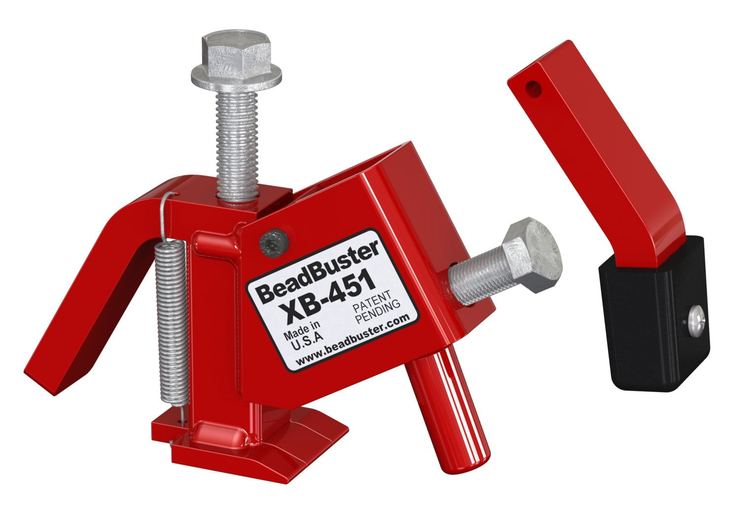 BeadBuster XB-451 ATV (Reinforced Rims) / Motorcycle / Car Tire Bead Breaker Tool