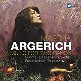 Martha Argerich - Musique pour deux pianos : Brahms, Lutoslawski, Prokofiev, Rachmaninov, Tchaikovsky