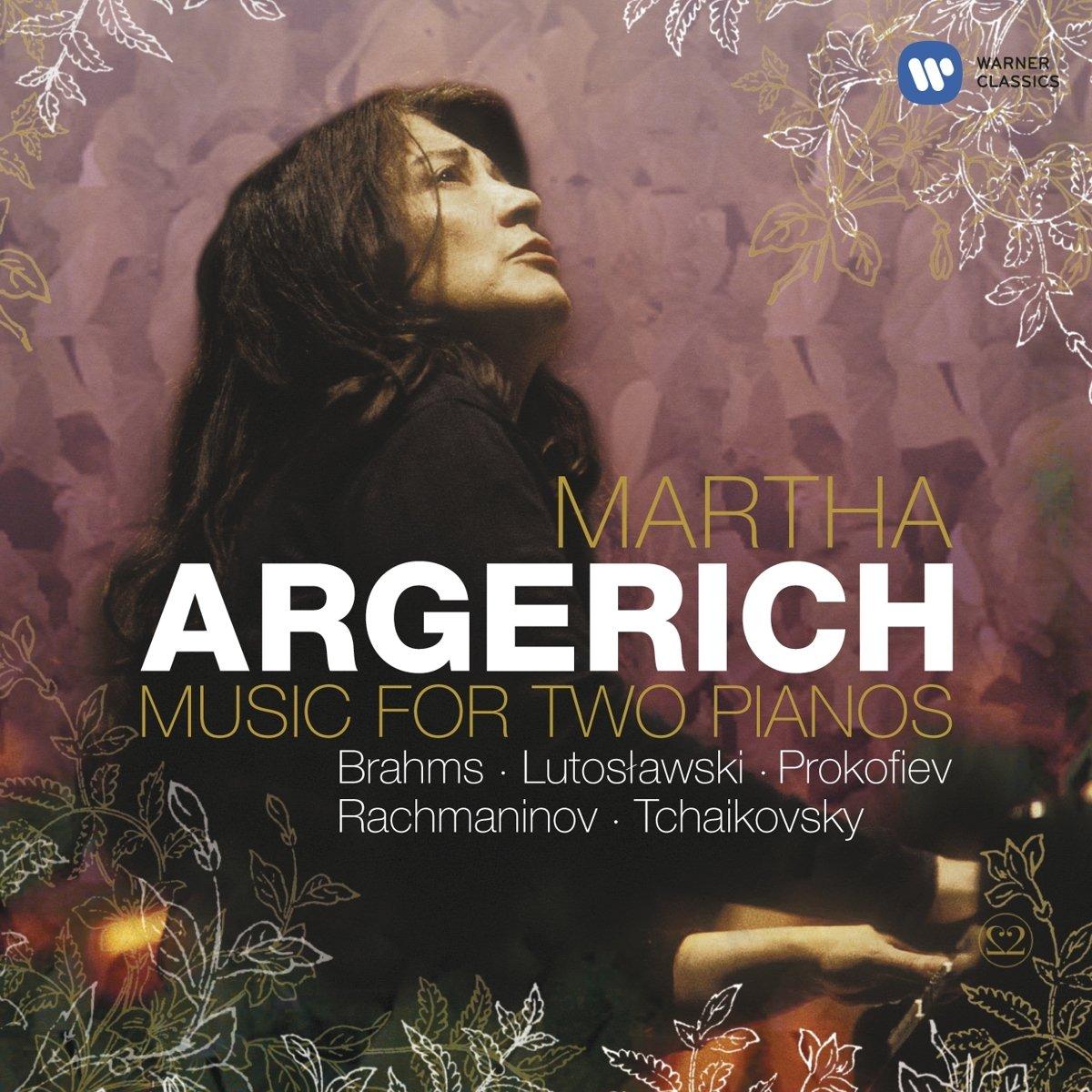 Brahms/Lutoslawski/Prokofiev/Rachmaninov/Tchaikovsky: Music for Two Pianos