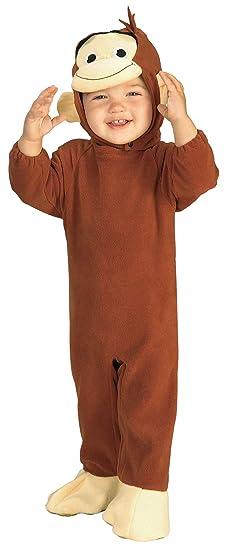 Curious George Monkey Costume