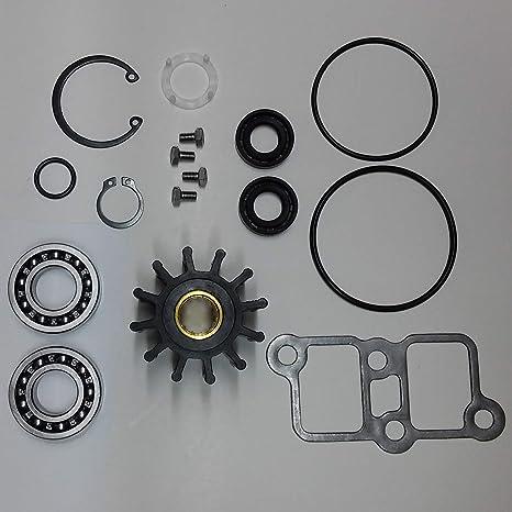 Maintenance Kit For Yanmar 6LP Series 6LP-DTZP 6LP-STE 6LP-STP 6LP-STZE 6LP-STZP