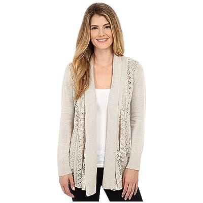 .com : Royal Robbins Women's Cascada Pointelle Cardi Shirt : Clothing