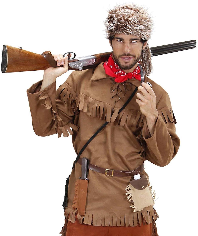 WIDMANN Widman - Disfraz de salvaje oeste para hombre, talla M ...