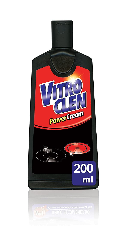 Vitroclen Limpiador Específico Para Placas De Vitrocerámica Crema ...