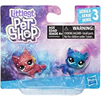 LITTLEST PETSHOP - Collection Galaxie - 2 Minis