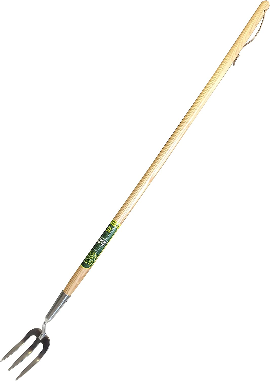 Spear & Jackson Kew Gardens 5510KEW Stainless Steel Weed Fork with 40-Inch Handle