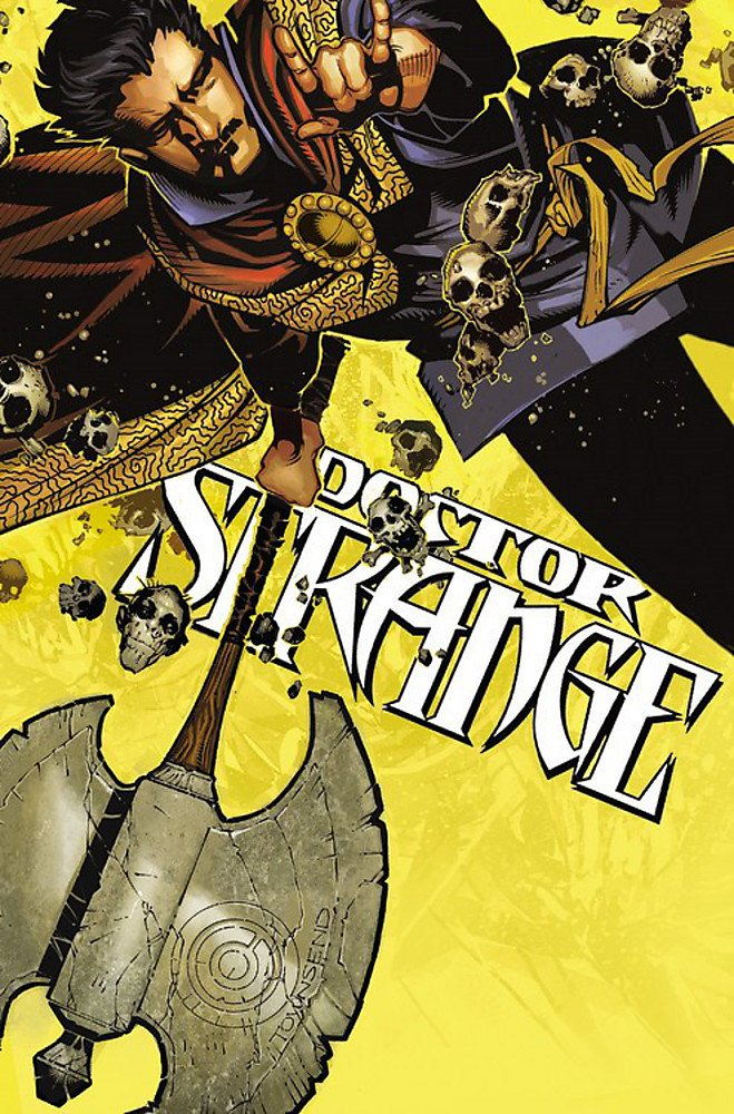 Read Online Doctor Strange Vol. 1: The Way of the Weird PDF