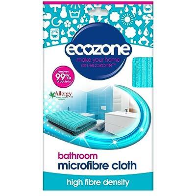 Ecozone Microfibre Bathroom Pack 1 80g: Grocery & Gourmet Food