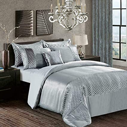 Bedspread //Comforter set /& two Pillow Shams New /& Exclusive Designs Atlanta