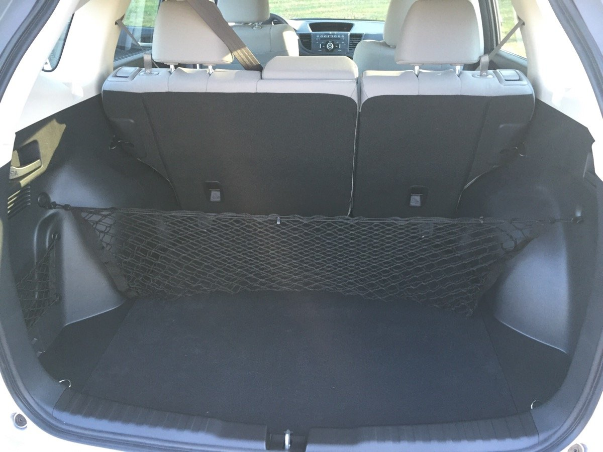 Envelope Style Trunk Cargo Net for HONDA CR-V 2012 13 14 15 2016 New TrunkNets 2012-2016