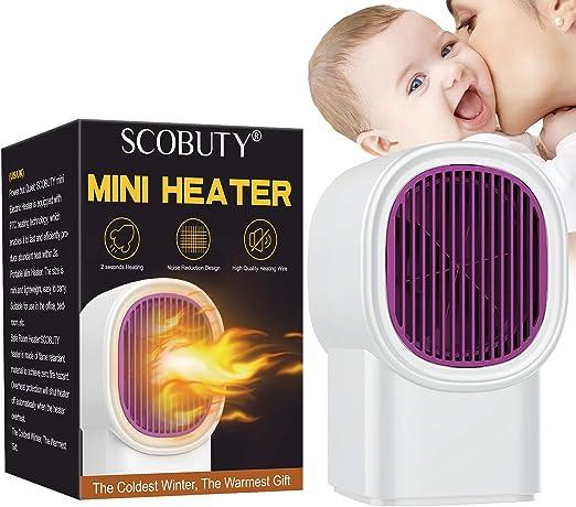 Calefactor, calefactor eléctrico, calefacción eléctrica con protección contra sobrecalentamie...