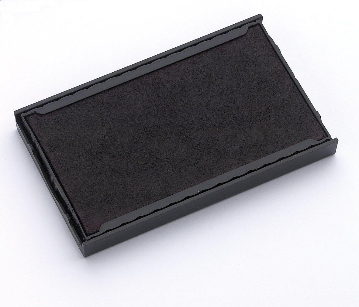 Trodat Reemplazo Pad 6-4926 DB 6/4926 para Printy 4926 y 4726, 2 piezas, negro 6-4926DB
