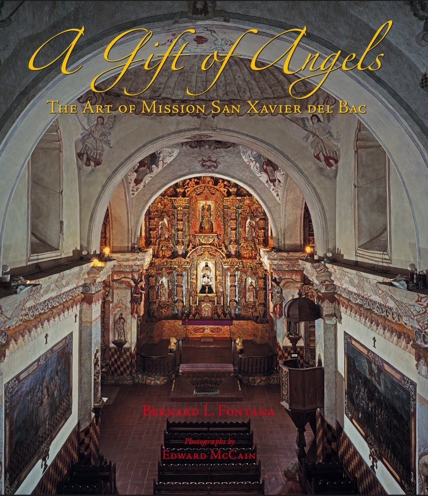 A Gift of Angels: The Art of Mission San Xavier del Bac (Southwest Center Series) pdf
