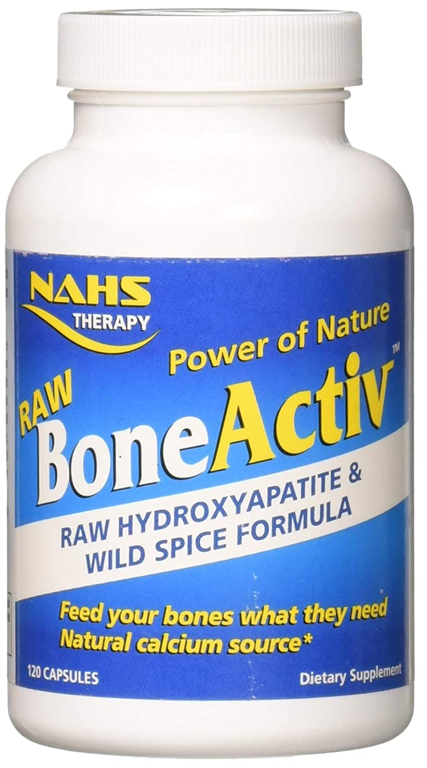 North American Herb Spice BoneActiv Capsule, 120 Count