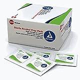 Dynarex Alcohol Prep Pads - 200/Box - Medium