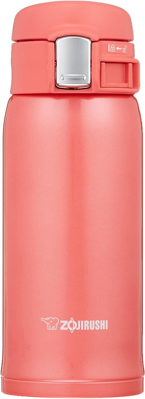 Zojirushi Direct bouteille d/'eau potable en Acier Inoxydable Tasse Rose 360 ml