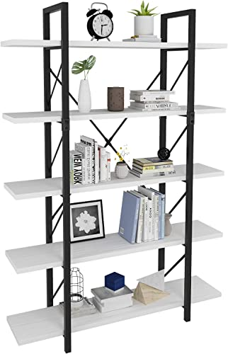YITAHOME 5 Tier Bookcase