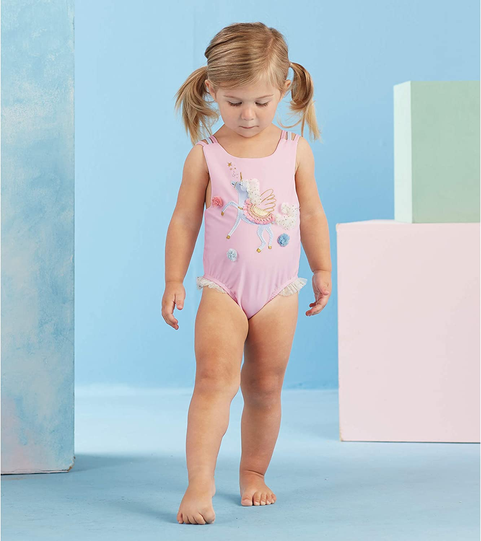 Pink Unicorn Swimsuit