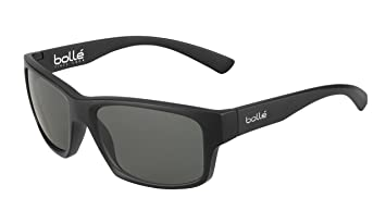 Bollé Erwachsene Holman Sonnenbrille, Matt Grey Crystal Yellow, Medium