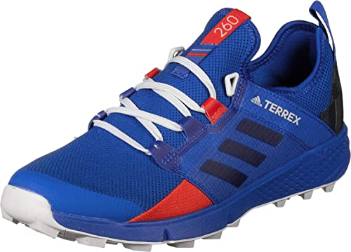 Cocinando Inmersión Vicio  adidas Terrex Speed LD Shoes Men Blue Beauty/Legend Ink/Active red Shoe  Size UK 5, 5 | EU 38 2/3 2019 Running Shoes: Amazon.co.uk: Shoes & Bags