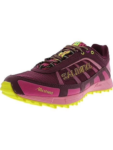 Running T3 Trail Scarpe Salming Donna Zalea Dark Orchidea kPXuZiO