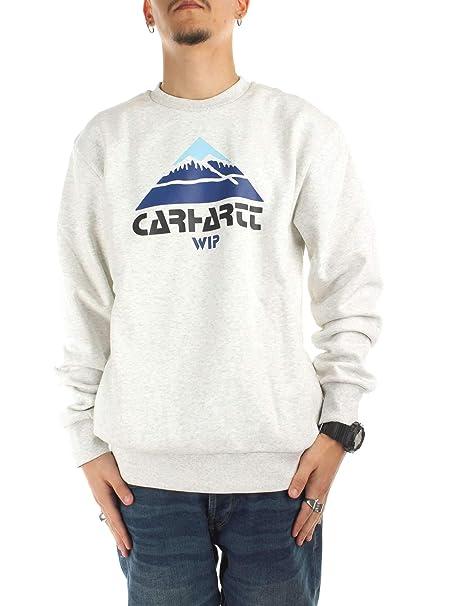 Carhartt Sudadera Mountain Sweat Hombre Gris XL: Amazon.es: Ropa y accesorios