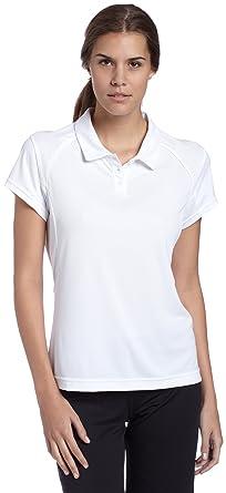 adidas Mujeres del Equipo del Polo, Mujer, Color Blanco, tamaño ...