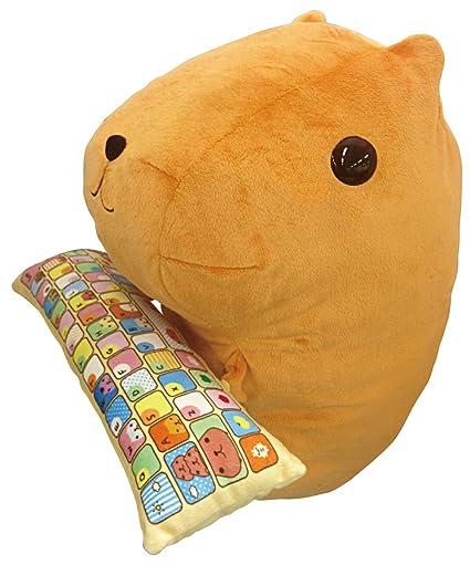 Amazon.com: Capybara el PC Cojín カピバラさん pcクッション ...