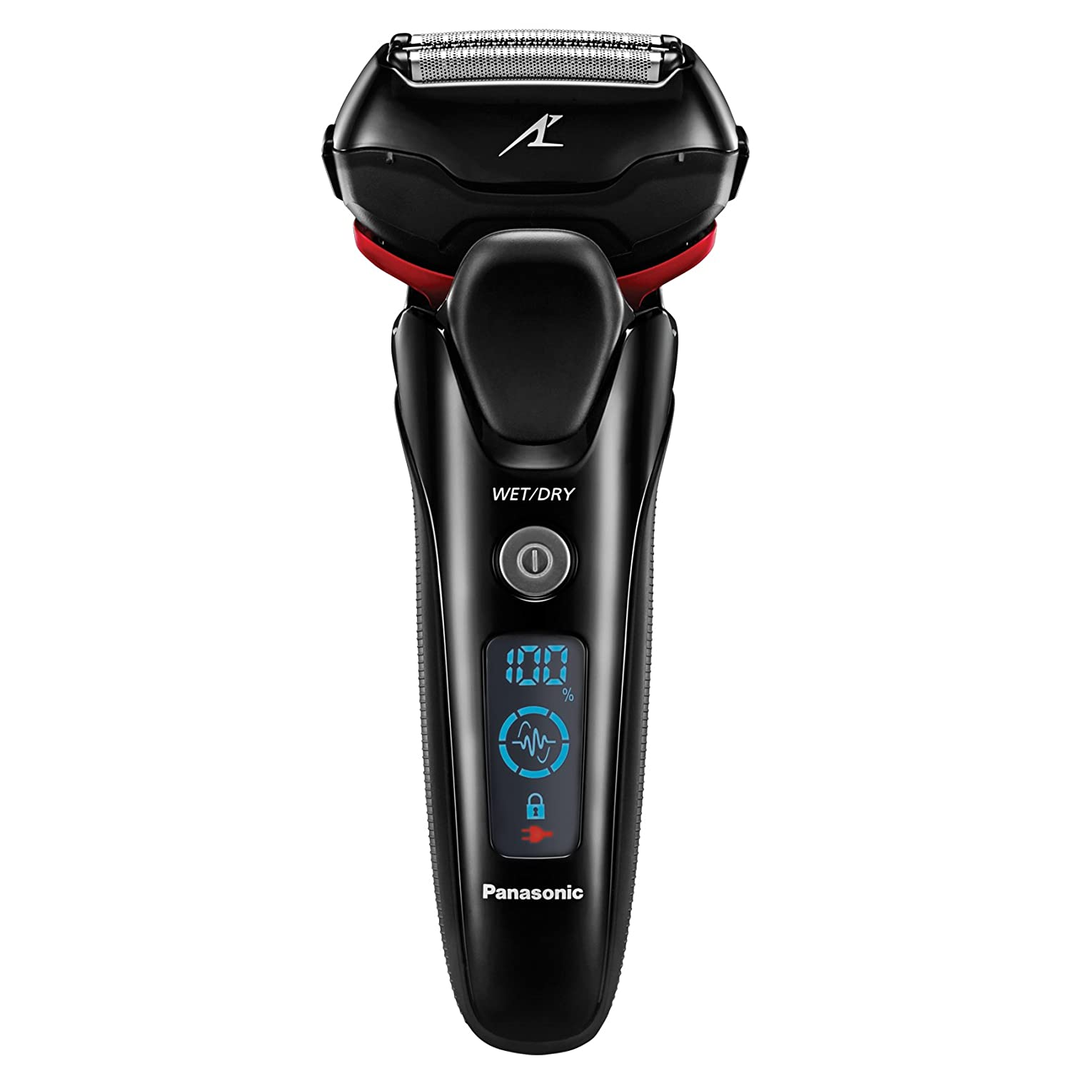 Panasonic ESLT3NK Arc3 3Blade Electric Shaver with BuiltIn Popup Trimmer Active Shave Sensor