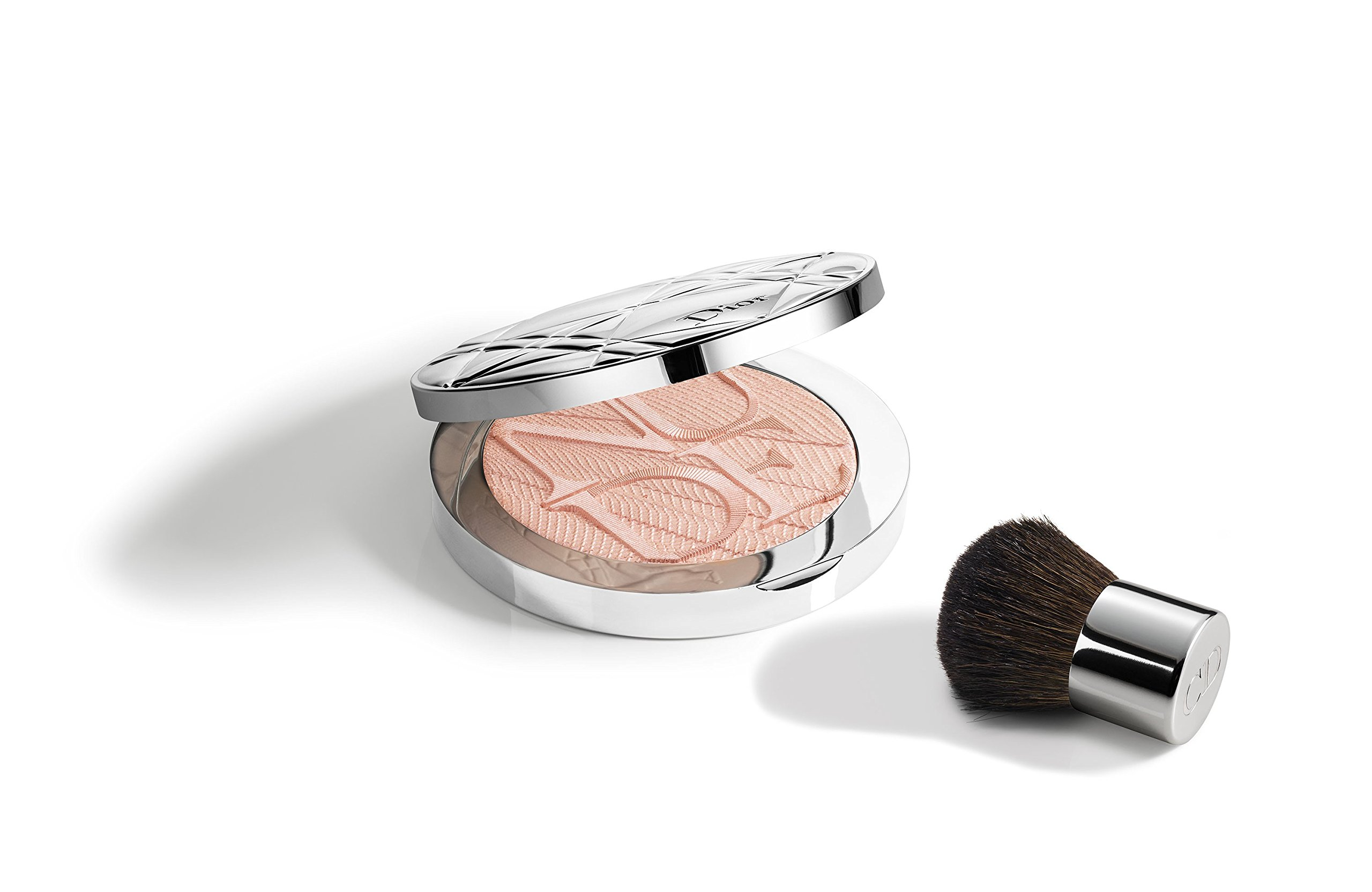 DIORSKIN NUDE AIR LUMINIZER : GLOW ADDICT EDITION - SPRING LOOK 2018 LIMITED EDITION # 001 HOLO PINK by Dior (Image #1)