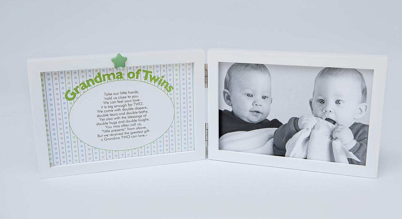 The Grandparent Gift Sweet Somethings Frame, Grandma of Twins The Grandparent Gift Co. 3020