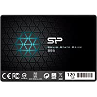 """Silicon Power 256GB-SSD 3D NAND A55 SLC Cache Performance Boost SATA III 2.5"""" 7mm (0.28"""") Internes Solid State Drive"""