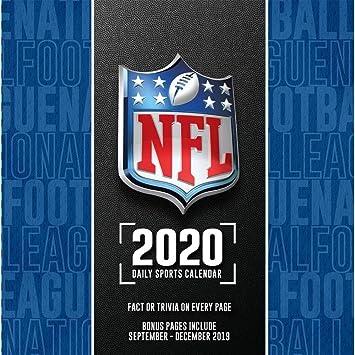 Calendario nfl 2020