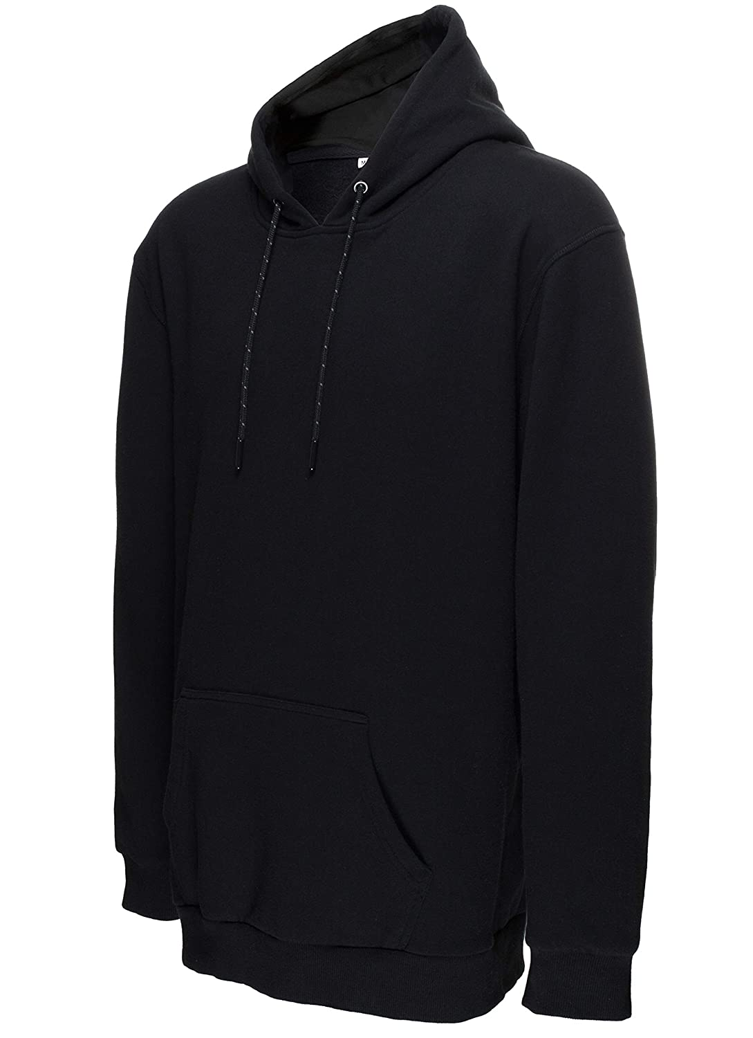 Noble Lifestyle Blank Hoodie Sweatshirt with No Branding