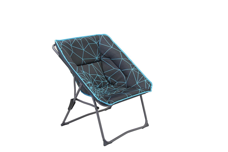 Portal bilbao active camping imbottito sedia da giardino sedia