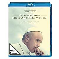 Papst Franziskus - Ein Mann seines Wortes  (+ Buch) [Blu-ray]