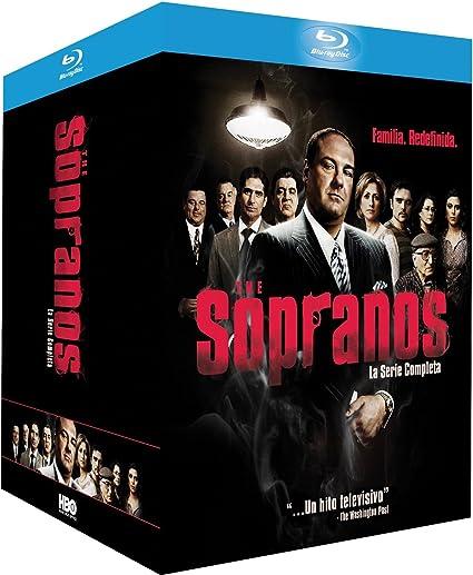 Pack Los Soprano Temporada 1-6 Blu-Ray [Blu-ray]: Amazon.es: James ...