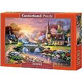 Castorland C-300419 - Pacífica Reflexiones Puzzle 3000 Piezas