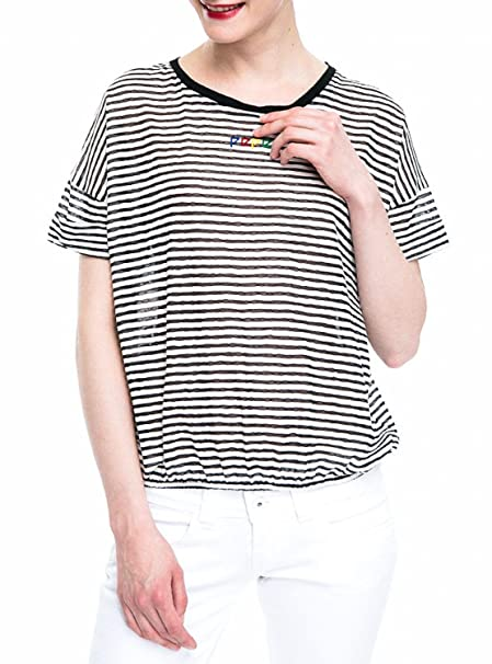 Pepe Jeans Camiseta Sasha XL Negro