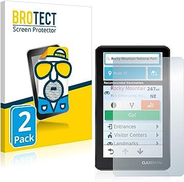 brotect Anti-Reflet Protection Ecran Verre Compatible avec Garmin eTrex 32x Film Protecteur Vitre 9H Mat