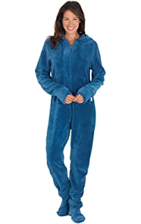de8193581f8f Thuggies Women s T-Cozy Funzie Onesie  Amazon.ca  Clothing   Accessories