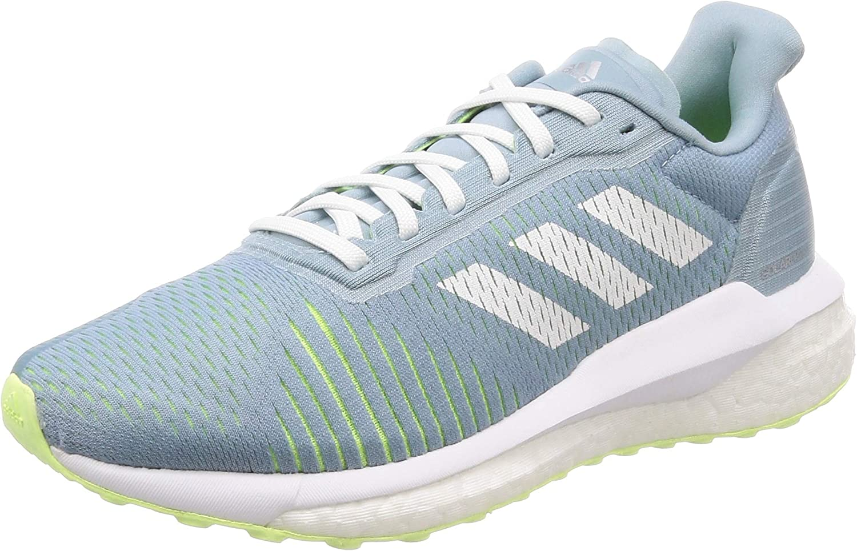 Ojalá Oblea Expectativa  Amazon.com | adidas Solar Drive ST Women's Running Shoes - SS19-6 - Blue |  Road Running