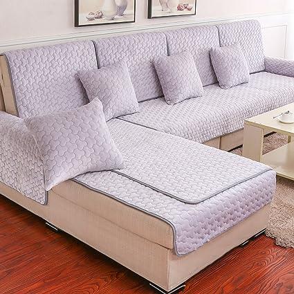 Amazon Com Jiejing European Sofa Covers Fabric Modern Simple Sofa