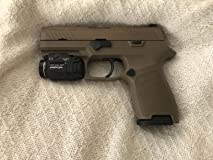 Awesome light for my P320 Compact