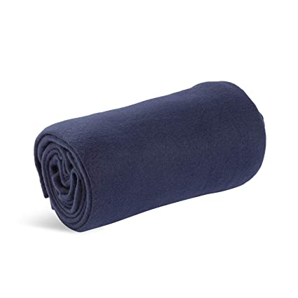 34ecf9a90 Amazon.com  World s Best Cozy-Soft Microfleece Travel Blanket