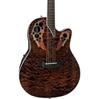 Ovation Celebrity Elite Plus CE48P-TGE - Tiger Eye