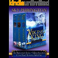 The MacLomain Series: Viking Ancestors (Books 1, 2 and 3)- A Time Travel Romance Boxed Set
