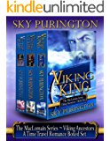 The MacLomain Series: Viking Ancestors (Books 1, 2 and 3)- A Time Travel Romance Boxed Set (English Edition)
