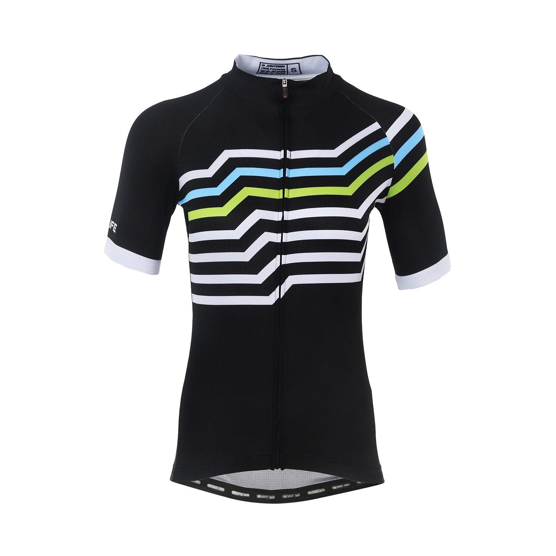 Conjunto de ciclismo Camisetas de manga corta Trajes de cortos acolchados 3D