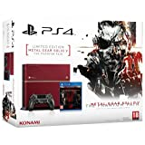 Console PS4 500 Go - édition limitée + Metal Gear Solid V : The Phantom Pain - édition day one